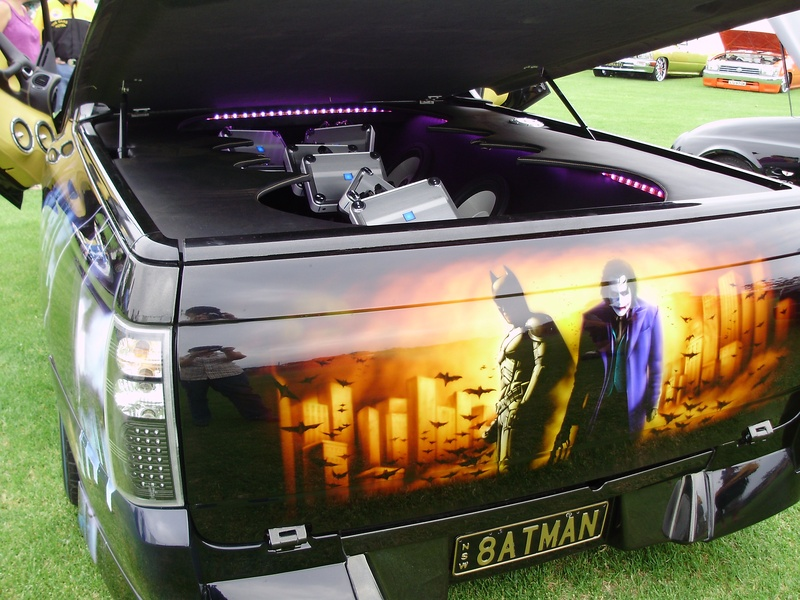 Batman - Ute Of Show 2010